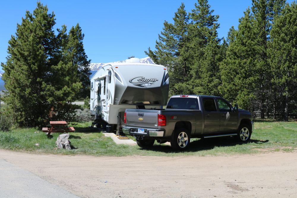 Full hookup rv sites in colorado